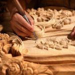 Carving and its history